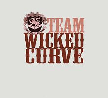 Team Wicked Curve Womens Fitted T-Shirt