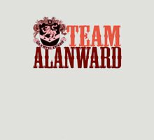 Team Alanward Womens Fitted T-Shirt