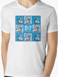 The Rat Pack - 8 Mens V-Neck T-Shirt