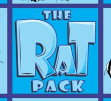 The Rat Pack - 8 Sticker