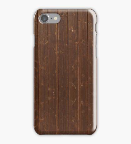 WOOD_PATTERN_7 iPhone Case/Skin