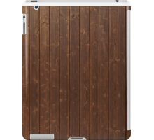 WOOD_PATTERN_7 iPad Case/Skin