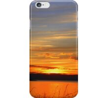Chasing The Sunset iPhone Case/Skin