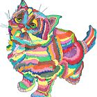 RAINBOWCAT by Heaven7