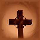 The  Cross of Jesus by Marie Sharp