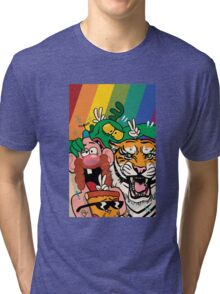 uncle grandpa Tri-blend T-Shirt