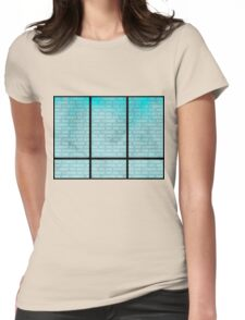 456 Womens Fitted T-Shirt