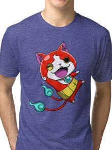 Yokai Watch Tri-blend T-Shirt