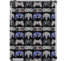 Console Gamer Leggings Pattern iPad Case/Skin