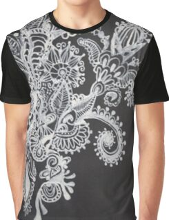 Intricate Patterning  Graphic T-Shirt