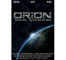 Orion - Planet Earth Photographic Print