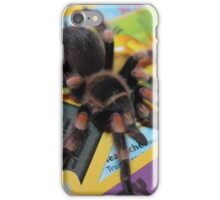 Brachypelma Smithi on Pokemon iPhone Case/Skin