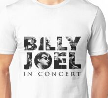 Billy joel in concert posters ampyang Unisex T-Shirt