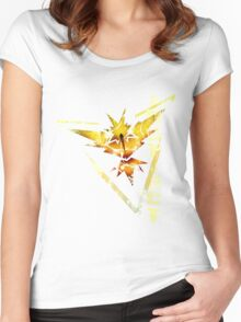 INSTINCT 2.0 Women's Fitted Scoop T-Shirt