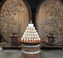 Vineyard Wedding Cake  by skylerjp640