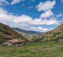 Andean Casa, Ecuador by Paul Wolf