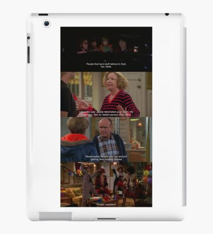More 70s Moments Pt. 2 iPad Case/Skin