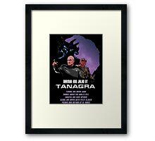 Darmok and Jalad at Tanagra Framed Print