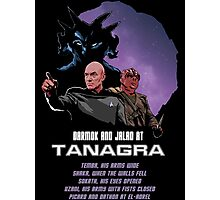 Darmok and Jalad at Tanagra Photographic Print
