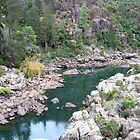 A GORGEOUS GORGE  by Margaret Stevens