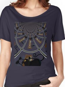 Catclaw Court - Whiskers Women's Relaxed Fit T-Shirt
