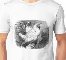 White Flight  Unisex T-Shirt