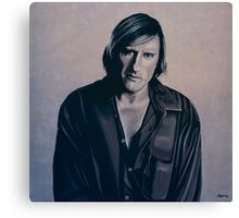 Gerard Depardieu Painting Canvas Print