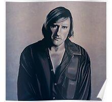 Gerard Depardieu Painting Poster