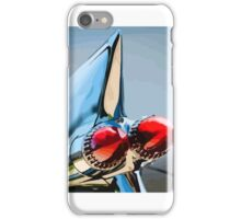 Tail lights iPhone Case/Skin