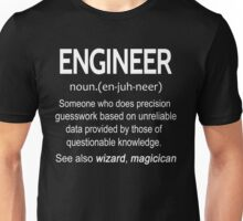 Engineer Noun T-shirts Unisex T-Shirt