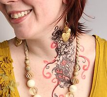 Abstract Body Art Photoshoot by Carly Anderson