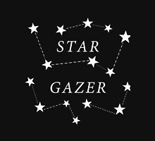 star gazer at night Unisex T-Shirt