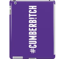 #Cumberb!tch iPad Case/Skin