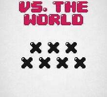 Scott Pilrim vs The World by Martin Lucas