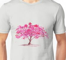 Cherry Tree Unisex T-Shirt