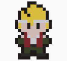 Pixel Marco Rossi Baby Tee