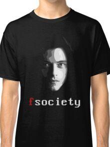 Mr Robot FSociety Classic T-Shirt