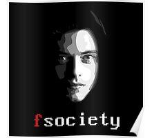 Mr Robot FSociety Poster