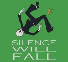 Silence Will Fall Kids Clothes
