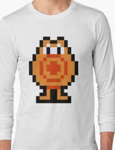 Pixel Q*Bert Long Sleeve T-Shirt