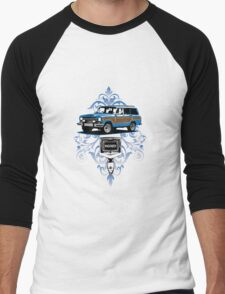 Grand Wagoneer Vintage T-shirt  Men's Baseball ¾ T-Shirt