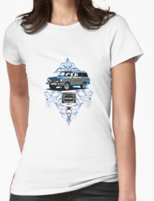 Grand Wagoneer Vintage T-shirt  Womens Fitted T-Shirt
