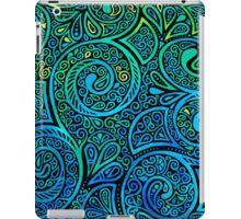 Color Swirl iPad Case/Skin