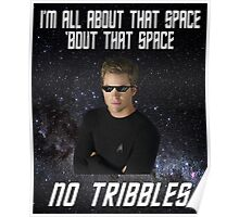 All Bout That Space Poster
