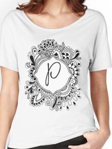 P Women's Relaxed Fit T-Shirt
