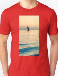 Rainbow Sail Unisex T-Shirt