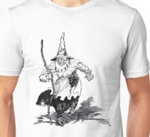The Wickedest Wicked Witch of Oz Unisex T-Shirt