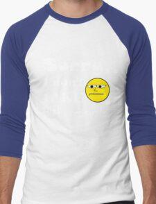 Sorry, I don't like filthy casuals - gamer geek nerd Men's Baseball ¾ T-Shirt