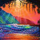 Lava Tube Fantasy by jyruff