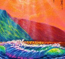 Lava Tube Fantasy Sticker